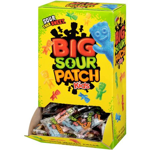 Sour Patch Kids Individually Wrapped Candy 240ct. Box