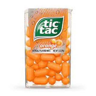 Tic Tac Fresh Breath Mints Orange 12ct.