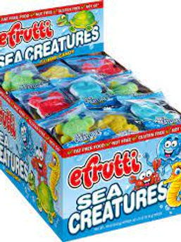 E-Frutti Sea Critter 60ct.