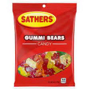 Sathers Gummi Bears 12ct. Box