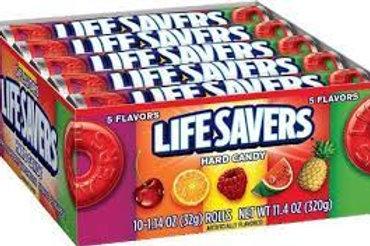 Life Savers 5 Flavors 20ct. Box