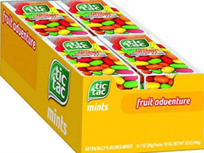 Tic Tac Fresh Breath Mints Fruit Adventure 12ct.