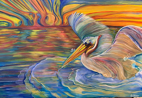 Linda Collura Pelican Land