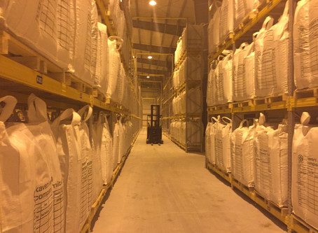 Pallet Racking - Seed Manufacturer