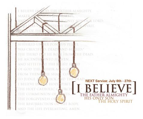 I Believe Handout