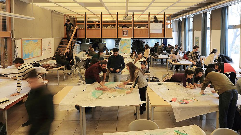 ODTÜ Türkiye'nin En İyi Şehir Planlama Stüdyolarından Birisi
