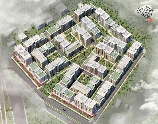 İstanbul Sultangazi Sürdürülebilir Şehircilik Projesi