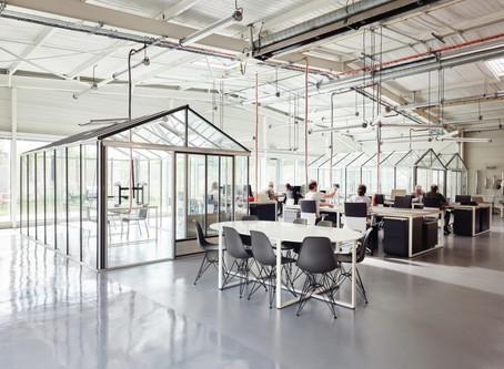 COVID ve Pandemi Sonrası Toplumda Ofis Tasarımı