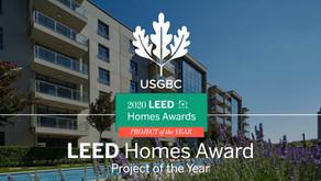 USGBC'Den Aldığımız Yılın Projesi Ödülünün Sıra Dışı Öyküsü