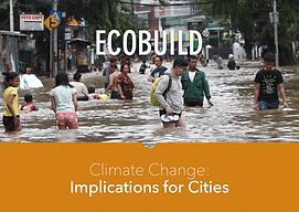 Şehirler ve İklim Değişikliği Raporu ECO