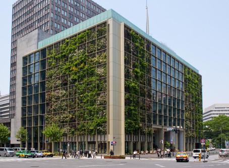 Pasona Head Quarter Binası, Tokyo'daki Çalışanları İçin Yiyecek Üreten Kentsel Bir Çiftlik
