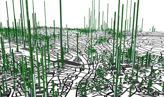 ECOPLAN Sürdürülebilir Şehir Planlama ve Projelendirme Yazılımı