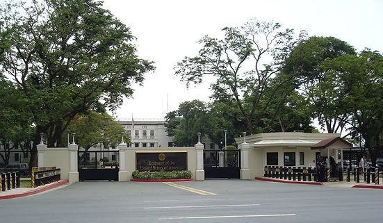 ABD Filipinler Büyükelçilik Binası