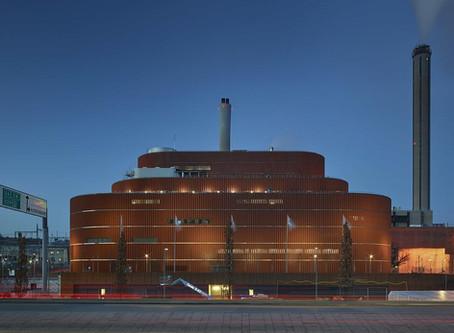 Stockholm Dünyanın İlk Karbon Negatif Merkezi Isıtma Sistemine Sahip Olacak