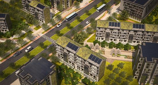 Sürdürülebilir Performanslı Şehircilik Normu SÜPERKENT