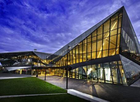 Siemens Yeşil Şehircilik Araştırmaları Merkezi Londra'da Kristal Bina'da
