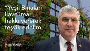 Yeşil Binalar İçin Yeni Bir Teşvik Önerisi