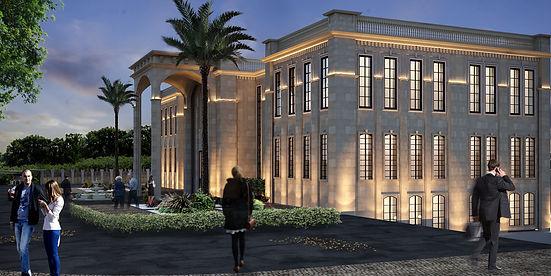 SANKO Holding Gaziantep Yönetim Binası B Blok