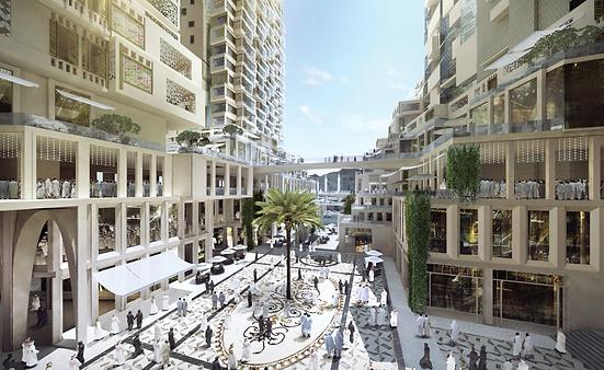 Ru'a Al Haram Mekke Sürdürülebilir Şehir Projesi