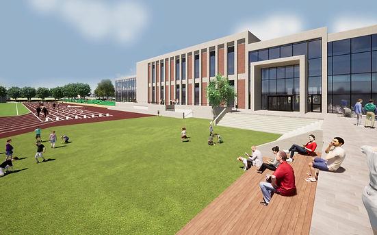 Selçuklu Belediyesi Sporcu Seçme ve Yetiştirme Merkezi