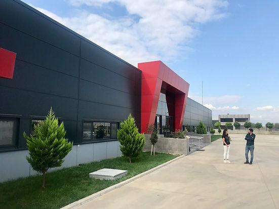 Aster Tekstil Tokat Erbaa Yeşil Tekstil Fabrikası