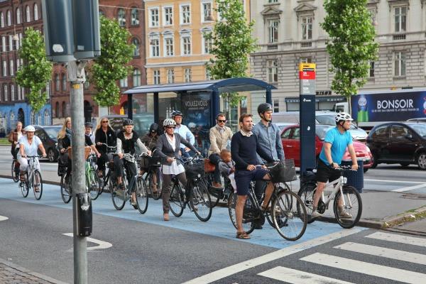 Kopenhag Sıfır Karbon Şehir Olma Hedefine Koşuyor