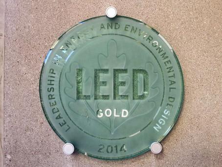 LEED Yeşil Bina
