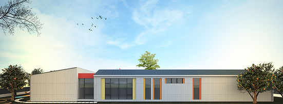 Mersin Yenişehir Belediyesi Yeşil Kreş Binası