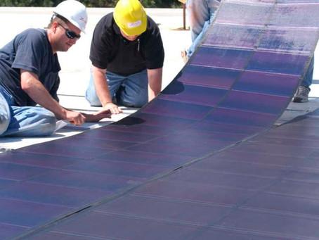 İnce Film Fotovoltaikler (PV Paneller) Yeşil Binalara Yeni Bir Vizyon Sunuyor