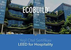 LEED for Hospitality Yeşil Oteller Broşü