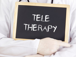 Tele-therapy - Therapy during COVID-19