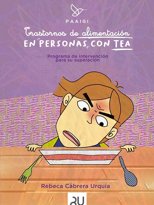 Trastornos de alimentación en personas con TEA