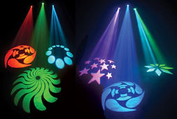 Stealth DJ's Michigan Party DJ Deluxe Package Lights