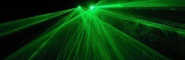 Michigan Stealth DJ's Extreme Wedding Package Laser Light Show