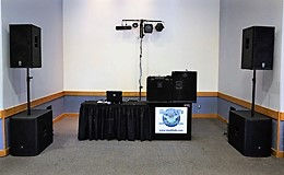 Michigan Party Basic DJ Package Ann Arbor Stealth DJ's