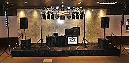 Extreme Disc Jockey Package Michigan Ann Arbor Stealth DJ's Corporate Event