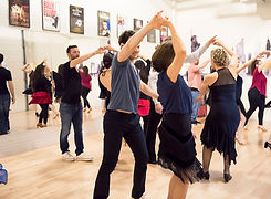 Ballroom Dance Party and Dance Social