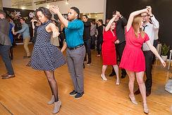 Beginning Ballroom and Latin Dance Group Class