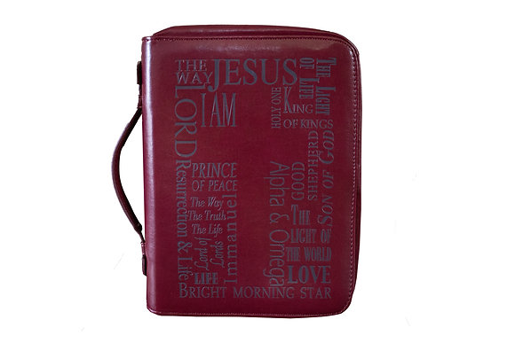 cross bible covers