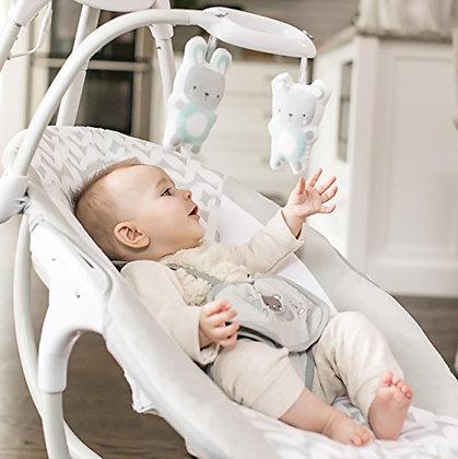 Ingenuity SimpleComfort Cradling Swing - Raylan