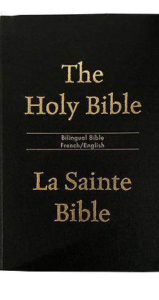 French/English Bilingual Bible NIVBB