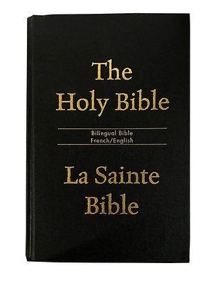 French/English Bilingual Bible NIV