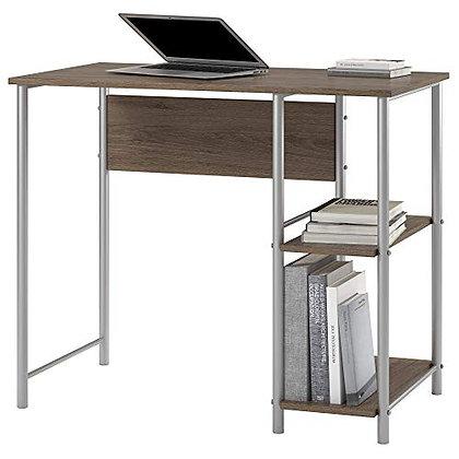 Mainstays Basic Student Desk, Rustic Oak