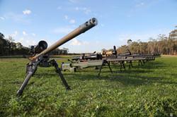 Bendigo Course rifles