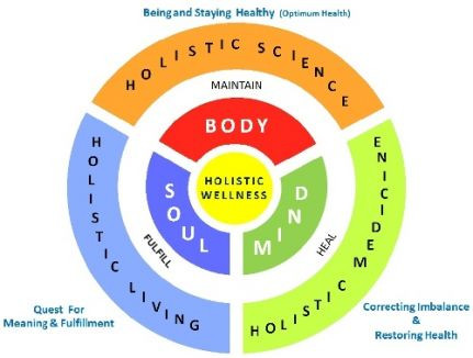 What It Means to Live Holistically And How To Get Started