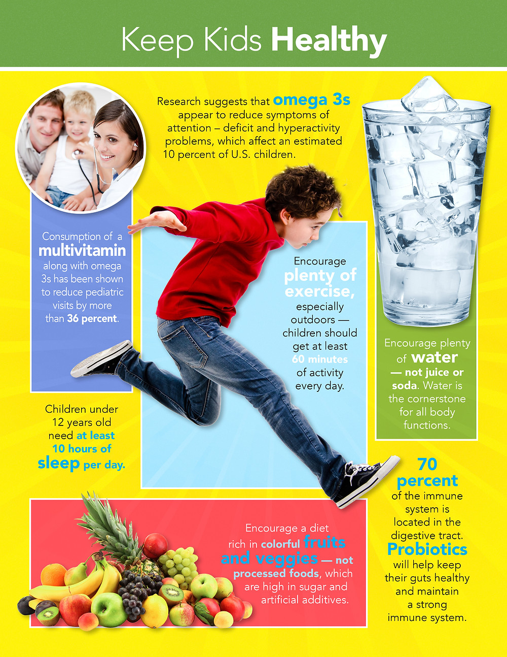 Are you tired of your kids always being sick? Fevers, coughs, colds, the flu?... What can you do to make it all better?  Here are some options start with the gut then work your way out, 80% of the immune system starts in our gut.  I would suggest starting on a high quality probiotic and aloe juice to help boos the immune system and fight off bugs.  A great omega 3s fish oils, multivitamins, and antioxidants such as DNA Miracles OPC-3 is a great way to keep your little one healthy and happy. Is it really worth missing work? Seeing your kids sick all the time and miserable? Why not invest in your kids, so that they can live a healthy lifestyle. Be proactive, be healthy, enjoy life. #healthykids #prevention