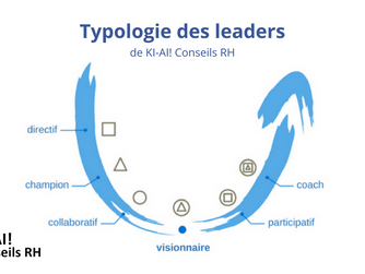 La typologie des leaders de KI-AI! Conseils RH