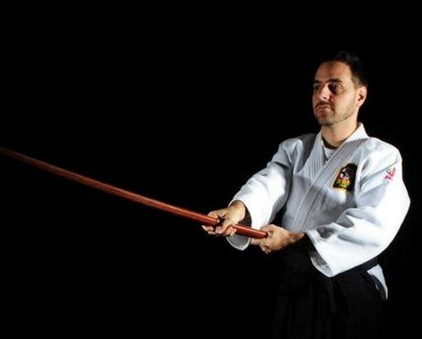 Patrick Dufault, aikido, sensei