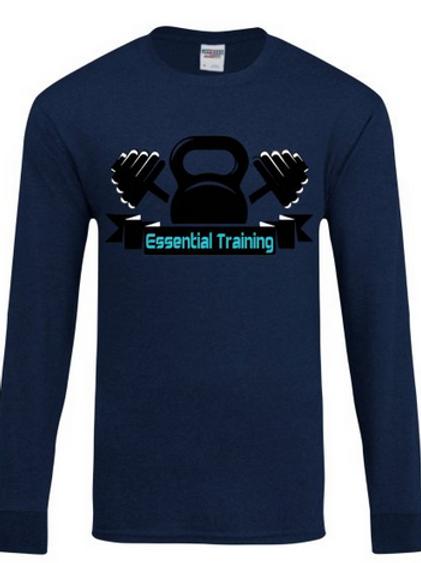 Essential Dri-Power Long Sleeve T-Shirt