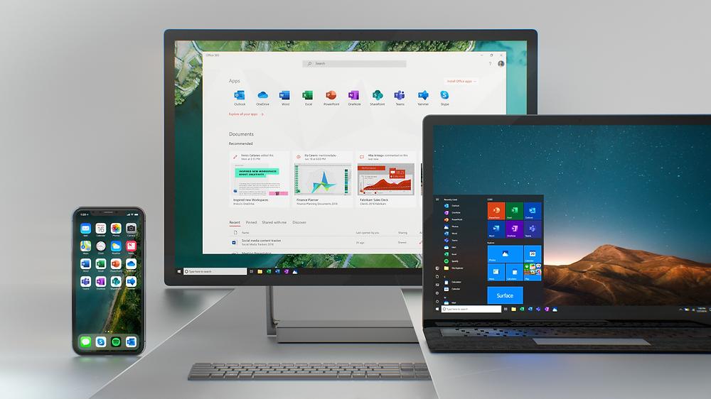Microsoft 365 de la mano de ASP Consultin son ideales para tu empresa